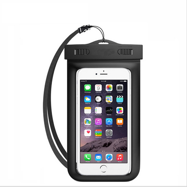 Hisam 2018 <strong>Hot</strong> New Products Universal WaterProof PVC Mobile Phone Cases For Promotion Gifts