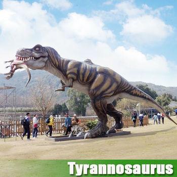 T Rex Park Decoration Life Size Dinosaur Statue