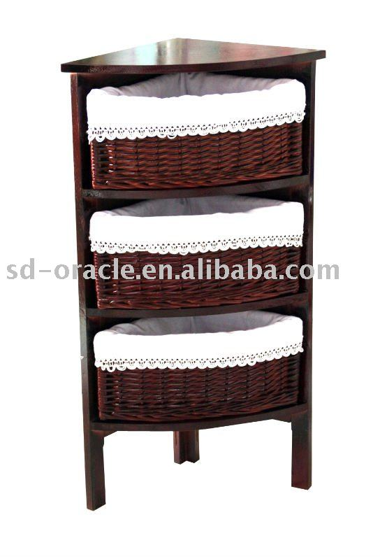 Wicker Corner Cabinet   Buy Corner Cabinet,Living Room Cabinet,Wooden  Cabinet Product On Alibaba.com