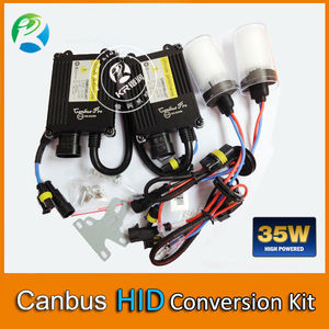 Top Rated Auto HID Headlight/ Fog Lights Canbus Pro Xenon HID Kit 35W/55W H11 hid kits