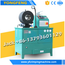 Agents Wanted YONG-FENG hose cutting and skiving machine