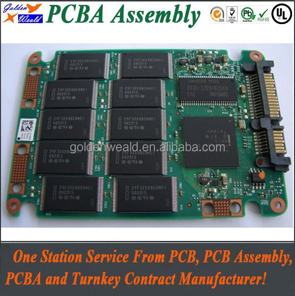 high power pcba china oem cricuit board gps pcb with module and bga assembly manufacturer pcb assembled houses