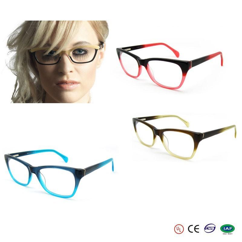 Marcos ópticos al por mayor-Molduras para gafas-Identificación del ...