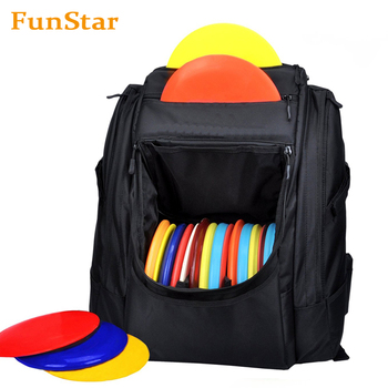 Luxury Frisbee Disc Golf Bag Backpack Capacity 25 30 Discs Product On Alibaba