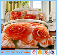 Wholesale comforter sets bedding set 3D bed sheet