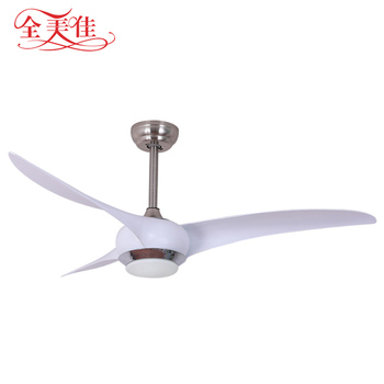 Energy saving brushless copper dc motor remote control air cooling ceiling fan with led light