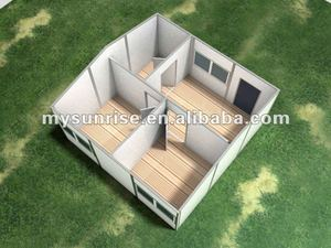 prefabricated ecological house
