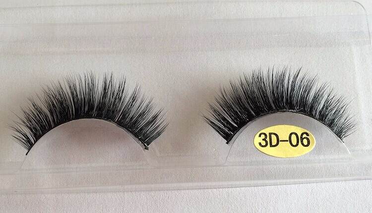 3d62037d353 Hot selling best price 5 Pairs Natural Thick synthetic EyeLashes Makeup  Handmade Fake Cross False Eyelashes