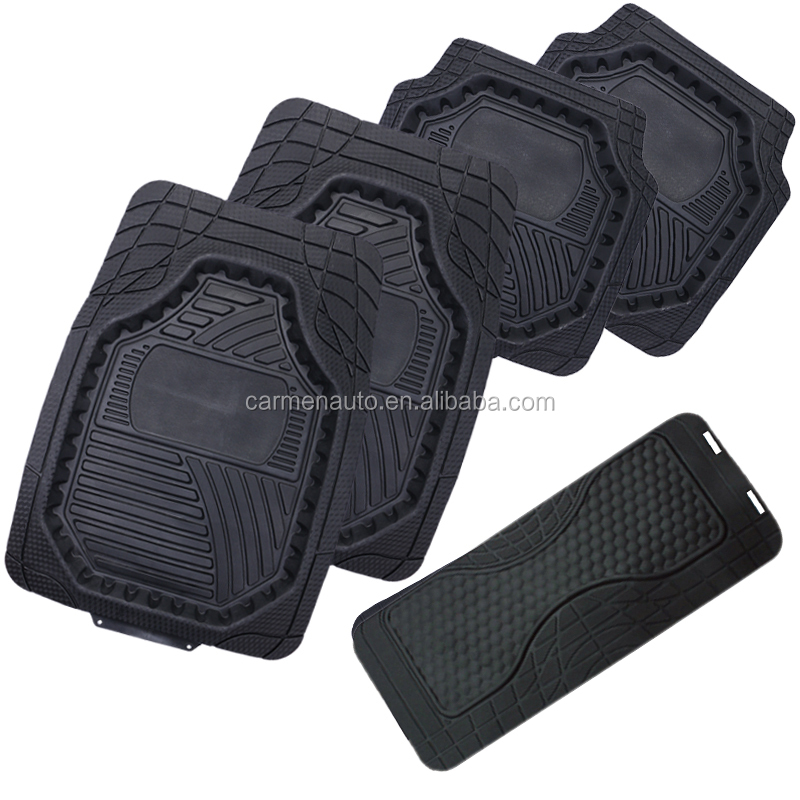 Full Set Position Universal Hot Sale PVC Waterproof Car Mat
