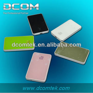 pocket wireless router with sim card slot 3g lan modem