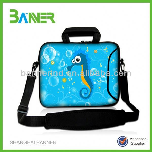 Newest fashion fancy laptop bags computer