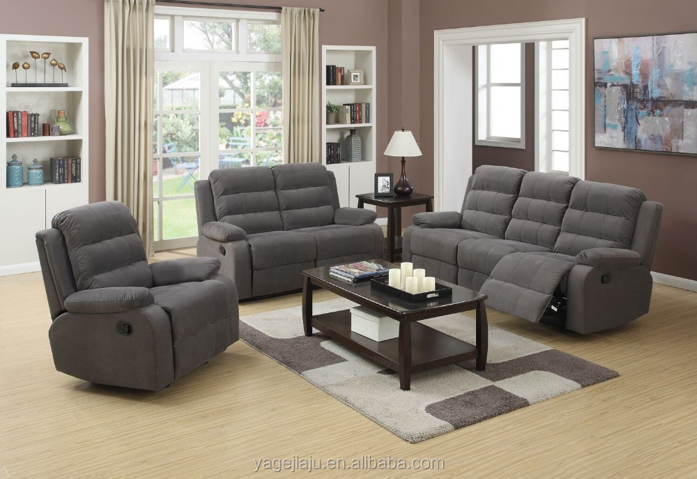 Modern Design Living Room Furniture Sectional Fabric Sofa
