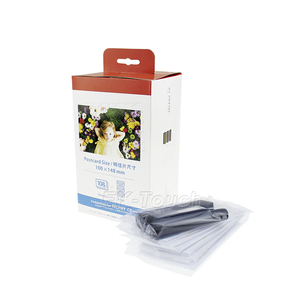 Compatible Ink Cartridge KP108in KP-108 3 ink + 108Sheet for Canon SELPHY CP910/900/810/800/760