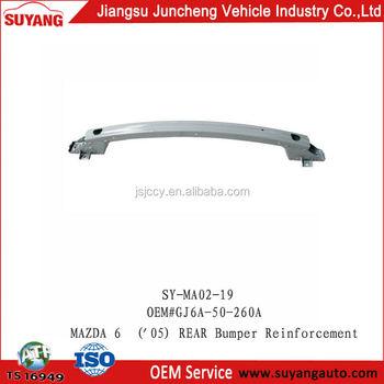Auto Rear Bumper Support/bracket For Mazda 2 Gj6a-50-260a