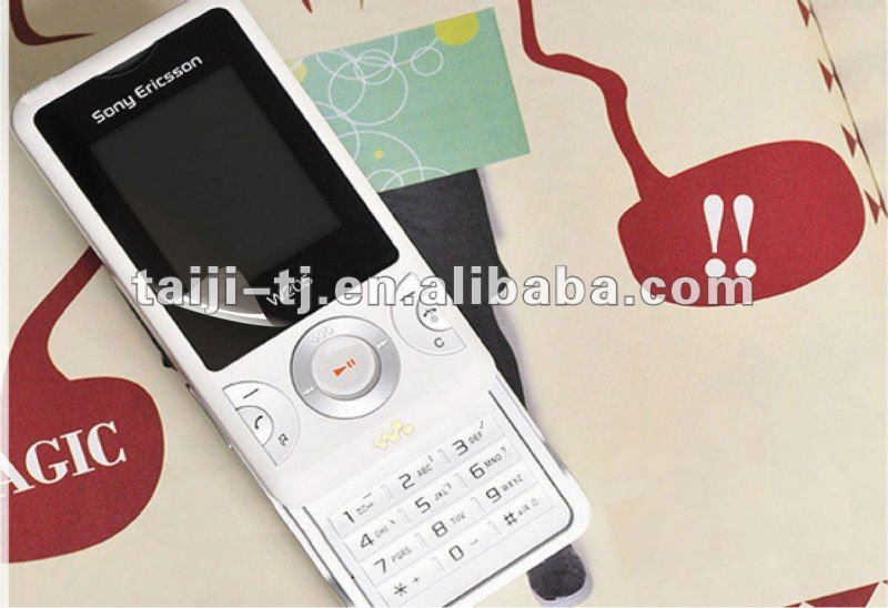 Newest models, for Sony Ericsson W205 screen protector , Ultra clear material