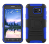 Hybrid Hard Holster Armor Belt Clip Case 3 in 1 Combo Cover for samsung galaxy s7 Active G891