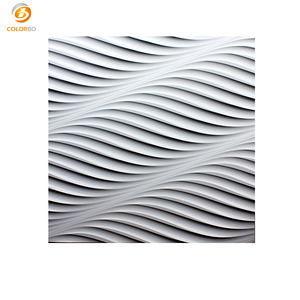 Ecological Decorative Interior Wooden Wall Panels