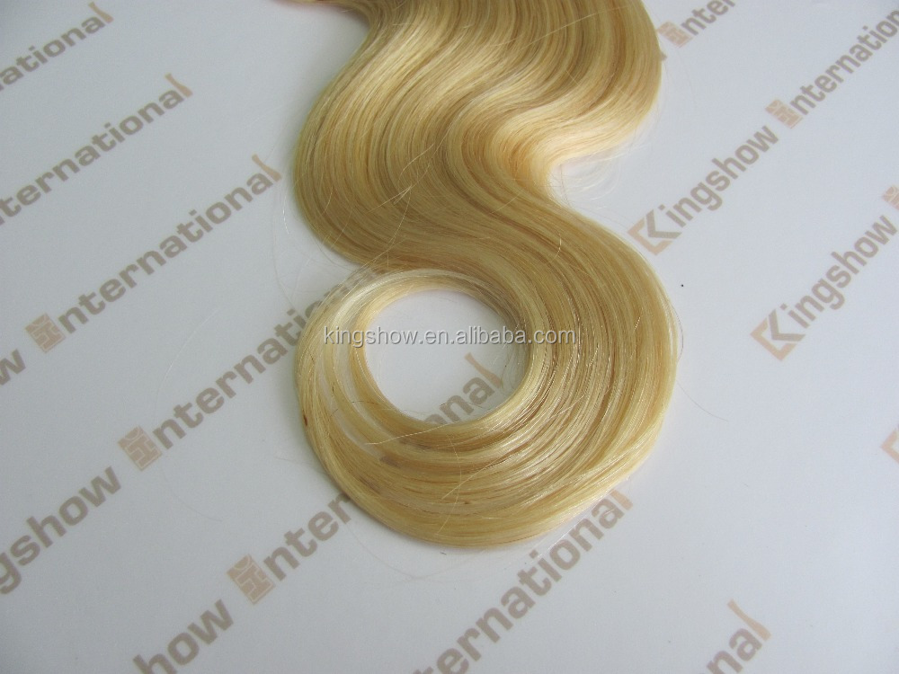 best price and attractive design remy hair weaving
