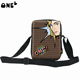 ONE2 design cartoon custom messenger cross body shoulder bag