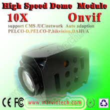 960P High Speed dome cameras Module Onvif  security camera System Module good compatibility with Hikvision DAHUA, Free Shipping