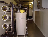 Qingdao EVU water treatment system/water treatment equipment/drinking water treatment plant