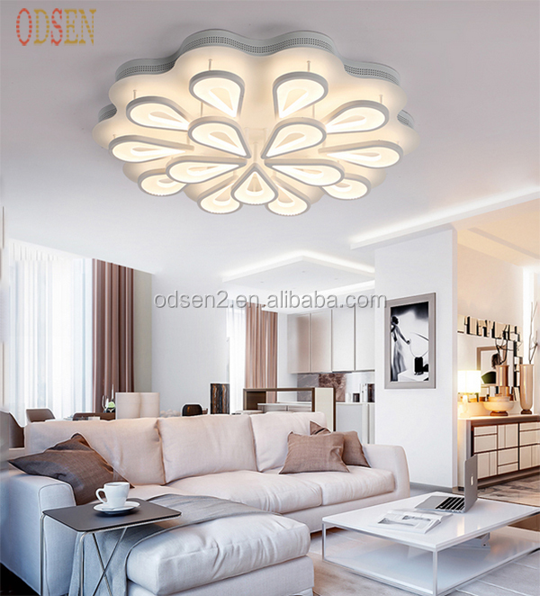 Venta al por mayor lamparas techo diseño-Compre online los mejores ...