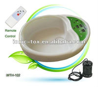 miracle ion array for detox foot spa / spa foot massage machine / foot spa and massage best foot care products