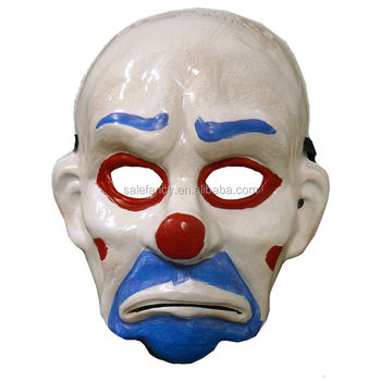joker mask halloween scary clown mask party decoration qmak 2025