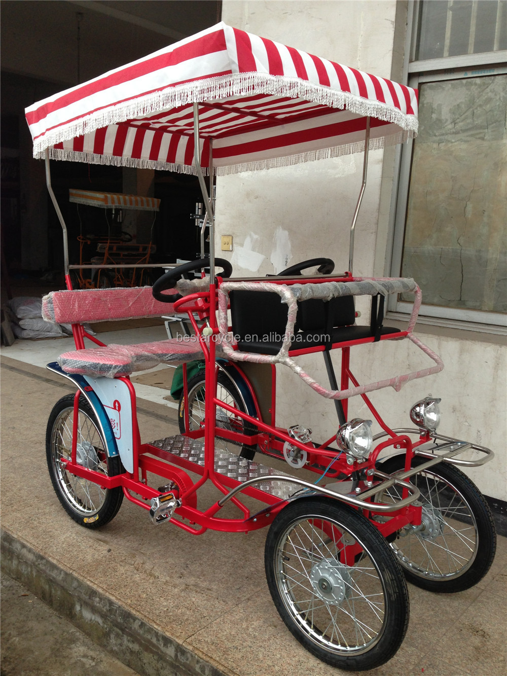 Bestselling Tandem Bicycle 4 Person Surrey Bike With Hub Brake - Buy Surrey  Bicycle,Surrey Bike,Surrey Cycle Product on Alibaba com