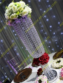 Wholesale crystal chandelier centerpieces for wedding table decor wholesale crystal chandelier centerpieces for wedding table decor junglespirit Choice Image