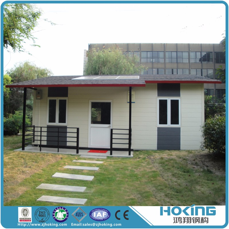 Worldwide Selling Low Cost Light Steel Structure House Construction