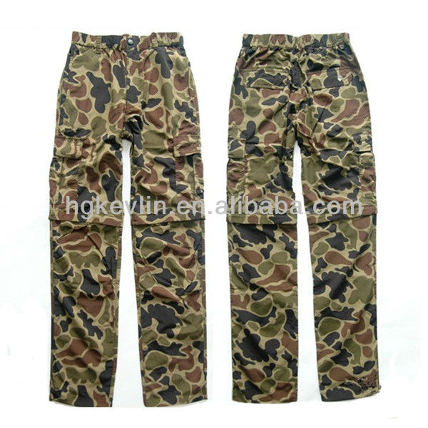 Camping women's outdoor hiking comfortable waterproof pants