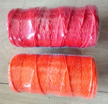 1.5m 2mm ,3mm fishing spool pe pp rope twine for fishing net industry made in Yiwu