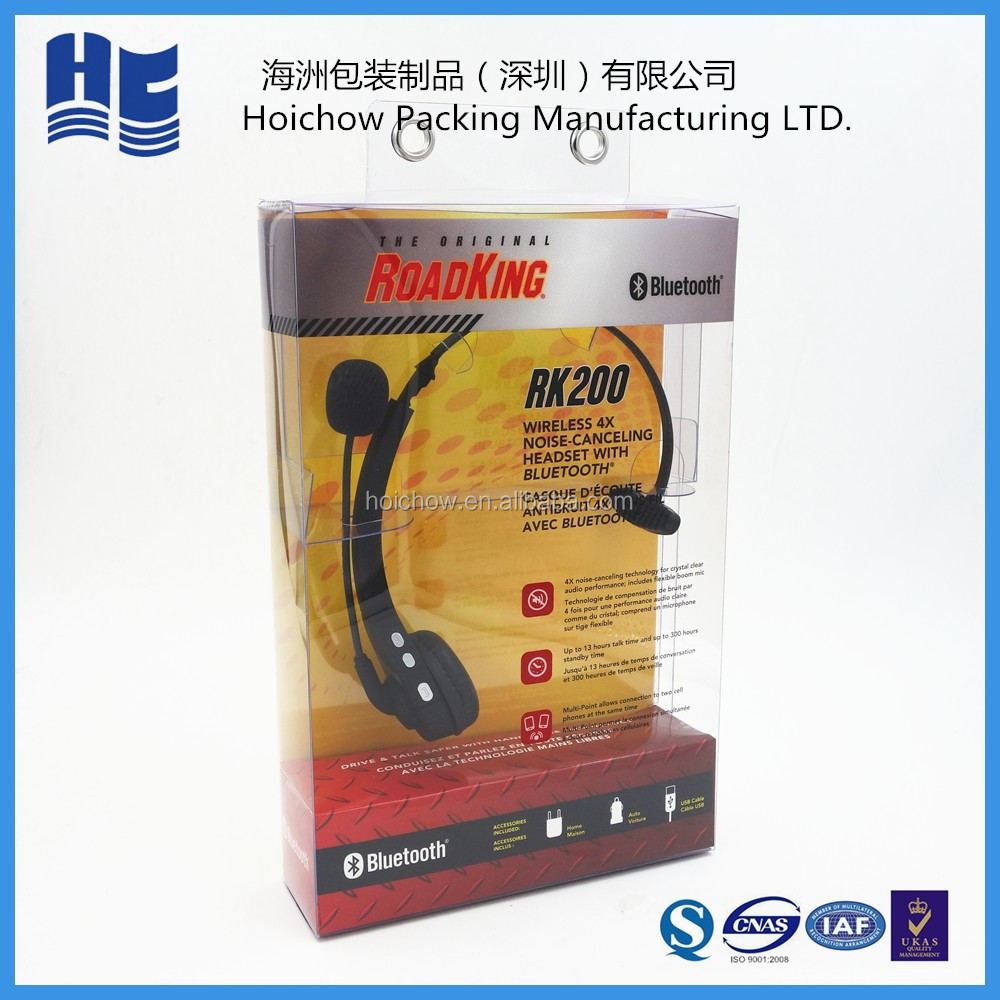 Headsets And Wireless Walkie-talkie Headset Or Stereo Headphones Computer Headsets Blister Folding Box