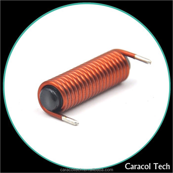 High Q Value Rod Choke Coil Inductor With Magnetic Ferrite Core For  High-frequency Power Supply - Buy Inductor,Magnetic Ferrite Core  Inductor,Rod