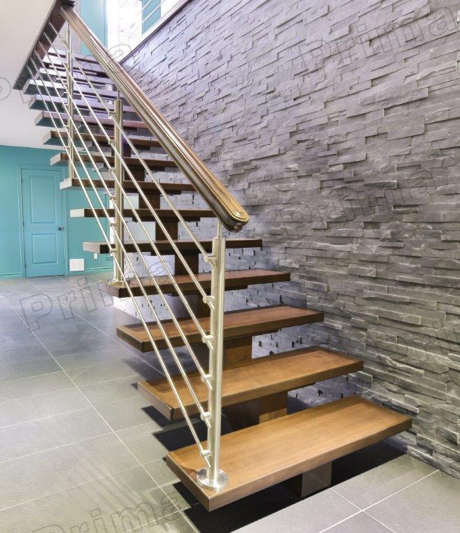 Perfect Prefab Stairs Stair Railing Cheap Stair Parts Ideas