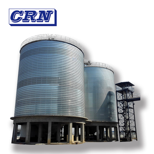 CRN rice silo for grain storage with long working time