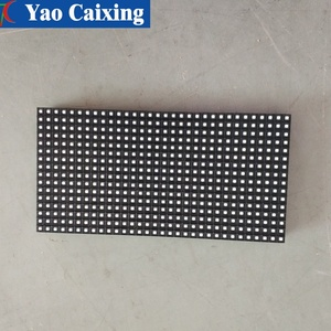 video full color 256*128mm outdoor screen display smd 3535 led