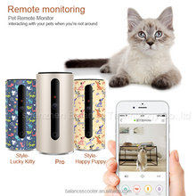 Amazon Top Seller 2017 Wifi Laser Point Dog Treat Toy Pet Monitor Interactive Dog Toys