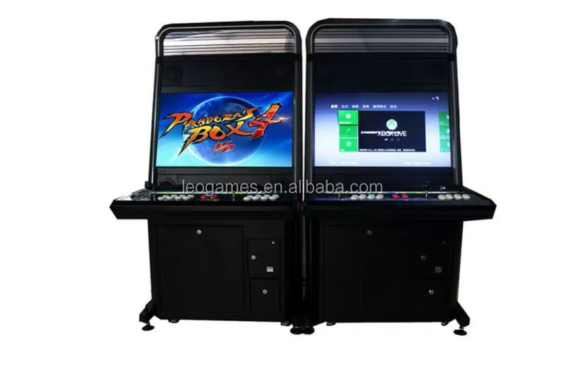 Arcade Cabinet Fighting Video Game, Arcade Cabinet Fighting Video ...