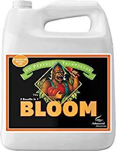 Advanced Nutrients Bloom ph Perfect Fertilizer, 4L