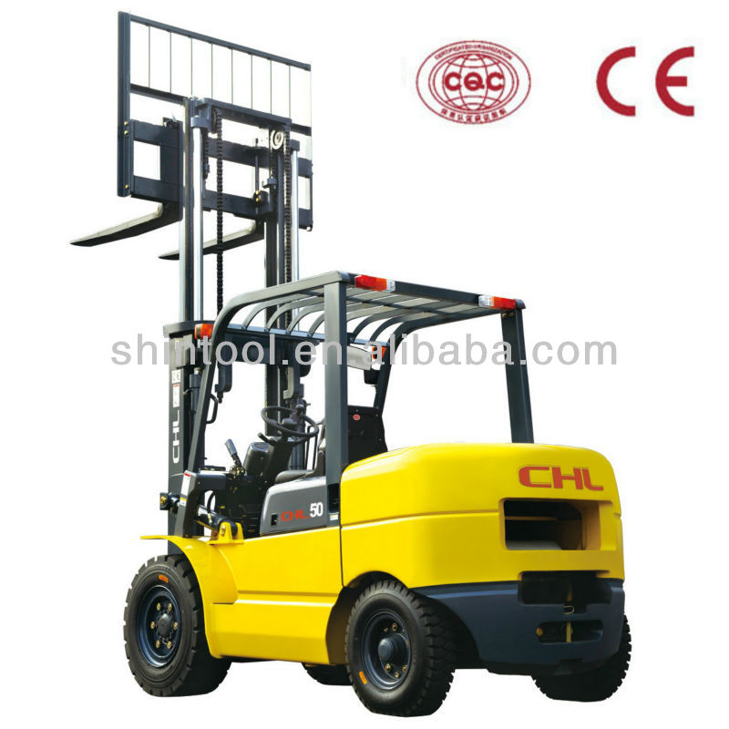 "4.5T of China ""CPQD45-TY5 CPYD45-TY5 CPQYD45-TY5 forklift truck with Gasoline or LPG"