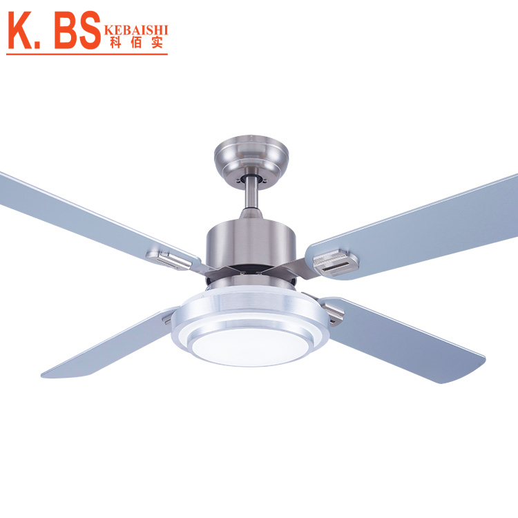 Home Appliance Energy Saving Low Power Electric Consumption 220v 52 inch Ceiling <strong>Fan</strong> With Light