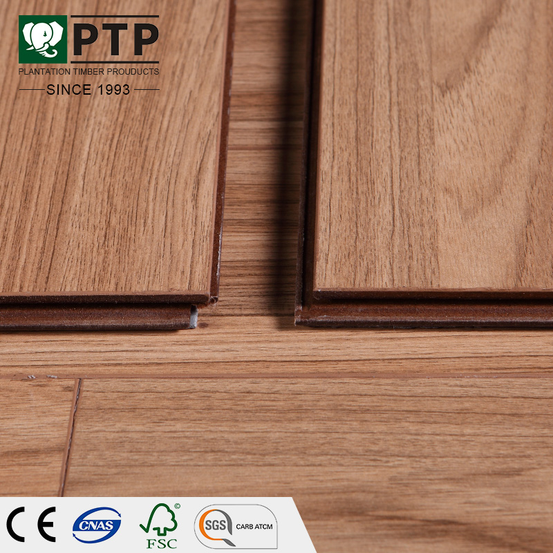 Timeless Designs Heather Yellow 12mm Laminate Flooring With 2mm Grey