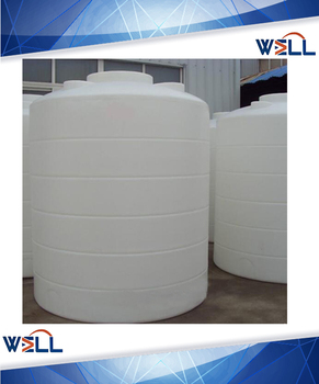 Plastic Hdpe Pe Vertical 1000l Water Tank Blow Molding