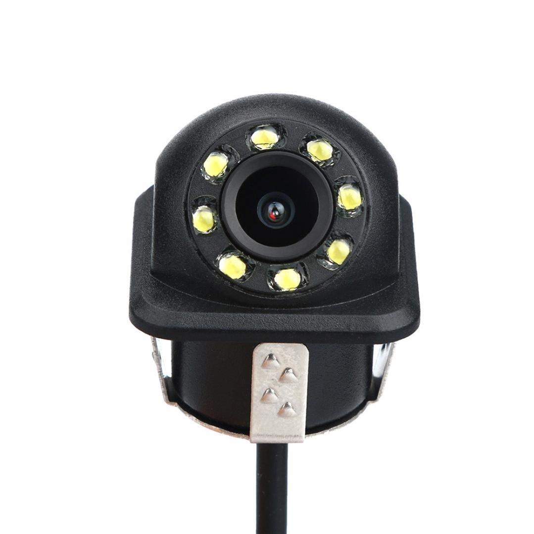 Car Rear View Backup Camera, WuyiMC 170º Waterproof CMOS Car Rear View Reverse HD Night Vision Backup Parking Camera Parking Assistance System