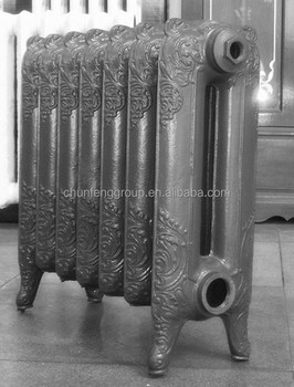 Traditional Decorative Antique Victoria Central Heating Hot Water Radiator  For Home And Office On Sale