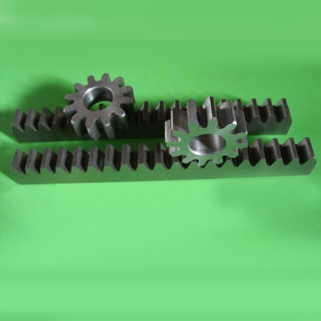 MMS Precision spur helical gear racks, thermal refined rack gear and pinion