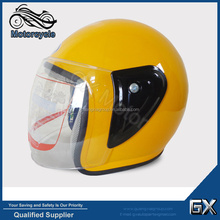 Motorcycle Accessory PU Safety Helmet Cheap Sell Half Face Helmet