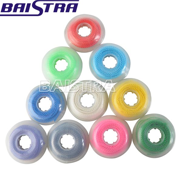 Baistra Dental Supplies Orthodontic Colors Elastic Power Chain